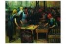 Herman Heijenbrock (1871-1948) -  Gasfabr.Leerdam - Postkaart -  A8100-1