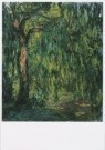 Claude Monet (1840-1926)  -  Weeping Willow - Postkaart -  A8146-1
