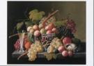 Severin Roesen (1815-1872)  -  S.Roesen/Still Life - Postkaart -  A8158-1