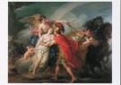 Joseph-Marie Vien (1716-1809)  -  J.M.Vien/Venus wounded Diomede - Postkaart -  A8159-1