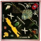 Anoniem  -  Batikdoek van Nederland - Postkaart -  A8186-1