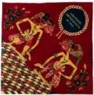 Anoniem  -  Batikdoek'Herinner - Postkaart -  A8187-1