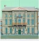 Sees Vlag (1934)  -  Kleurhoogdruk, Paleis - Postkaart -  A8201-1