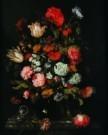 A. van Beijeren (1620-1690)  -  Bloemstilleven - Postkaart -  A8208-1