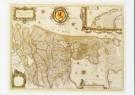 Joan Blaeu (1598-1673)  -  Grooten Atlas, 1664, de Nederlanden, Amsterdam, ha - Postkaart -  A8248-1