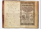 Anoniem,  -  Geuzenliedboek, titelpagina, Een nieu Geusen liede - Postkaart -  A8249-1