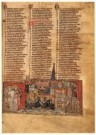 Jacob van Maerlant (1235-1300) -  J.van Maerlant/Spiegel/KB - Postkaart -  A8250-1