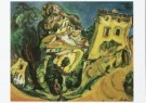 Chaim Soutine (1893-1943)  -  Chaim Soutine/Landscape/CM - Postkaart -  A8257-1