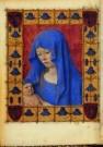 Jean Fouquet (ca.1420-1477/81) -  Getijdenboek - Postkaart -  A8346-1