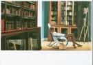 Jan Worst (1953)  -  Deugd als slaapmiddel, 1989 - Postkaart -  A8347-1
