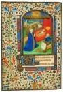 Jean Fouquet (ca.1420-1477/81) -  Geboorte Christus - Postkaart -  A8371-1
