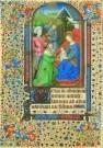 Jean Fouquet (ca.1420-1477/81) -  Aanbidding Koningen/KB - Postkaart -  A8379-1