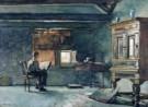 Johannes Hendrik Weissenbruch  -  Atelier Weis - Postkaart -  A8415-1