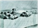Honoré Daumier (1808-1879)  -  H.Daumier/een pleziertocht/GM - Postkaart -  A8452-1
