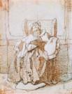 Alexander Hugo Bakker-Korff 1  -  La lecture - Postkaart -  A8460-1