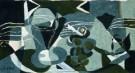 George Braque (1882-1963)  -  Stilleven - Postkaart -  A8475-1