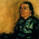 Charlie Toorop (1891-1955)  -  Vrouw uit gesticht - Postkaart -  A8477-1