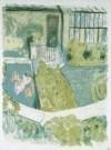 Edouard Vuillard (1868-1940)  -  le jardin - Postkaart -  A8482-1