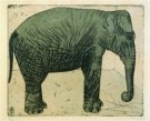 S.Jessurun de Mesquita(1868-19 -  Olifant, 1916 - Postkaart -  A8491-1
