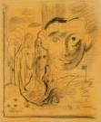 Herman Kruyder (1881-1935)  -  Masker en figuren - Postkaart -  A8500-1