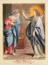 Anoniem  -  Annunciatie, Praag - Postkaart -  A8582-1