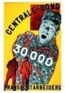 Paul Schuitema (1897-1973)  -  Affiche Transportarbeiders - Postkaart -  A8611-1
