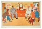 Anoniem,  -  Chairman Mao visits - Postkaart -  A8622-1