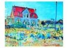 Jan Sluijters (1881-1957)  -  Villa Vita Nuova - Postkaart -  A8638-1