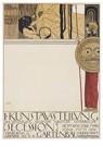 Gustav Klimt (1862-1918)  -  Erstes Ausstellungsplakat der Wiener Secession, 1898 - Postkaart -  A86478-1