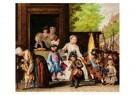 Cornelis Troost (1696-1750)  -  Kinderkermisvreugde - Postkaart -  A8678-1