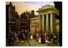 Martin Monnickendam (1874-1943 -  De Beurs Amsterdam - Postkaart -  A8679-1
