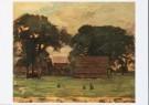 Piet Mondriaan (1872-1944)  -  Boerderij in Twente - Postkaart -  A8689-1