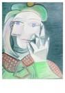 Pablo Picasso (1881-1973)  -  Buste de Femme - Postkaart -  A8713-1