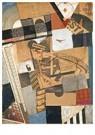 Theo van Doesburg (1883-1931)  -  La matière denaturalisée. Vernietiging 2, 1923 - Postkaart -  A87469-1