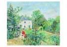Edgar Tijtgat (1879-1957)  -  Het witte huis - Postkaart -  A8752-1