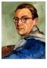 Theo Swagemakers (1898-1994)  -  Zelfportret - Postkaart -  A8769-1