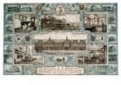 Leon Senf (1860-1940)  -  De Porceleyne Fles - Postkaart -  A8885-1