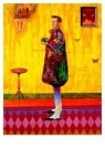 Melle (1908-1976)  -  Portret van Clovis - Postkaart -  A8892-1