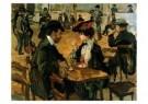 Isaac Israels (1865-1934)  -  Moulin de la Galette - Postkaart -  A8970-1