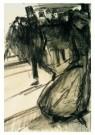 Isaac Israels (1865-1934)  -  Straattafreel - Postkaart -  A8997-1