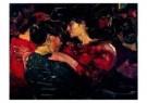 Isaac Israels (1865-1934)  -  In het danshuis - Postkaart -  A8999-1