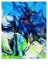 Jan Commandeur (1954)  -  Melancholie - Postkaart -  A9034-1