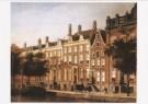 Kasparus Karsen (1810-1896)  -  De Herengracht bij het huis Willet-Holthuysen - Postkaart -  A9037-1