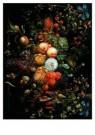 Hendrick Schoock (1630-1707)  -  Vruchtenfeest - Postkaart -  A9045-1