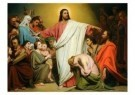 Ary Scheffer (1795-1858)  -  Christus Remunerato - Postkaart -  A9047-1
