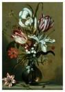 Ambrosius Bosschaer de Jonge  -  Bloemstilleven - Postkaart -  A9057-1