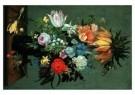 Joh. Bosschaert (ca.1606-1628) -  Bloemstuk met - Postkaart -  A9063-1