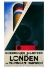 A.M.Cassandre(1901-1968)  -  Goedkope biljetten - Postkaart -  A9102-1