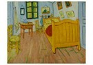 Vincent van Gogh (1853-1890)  -  The Bedroom, 1888 - Postkaart -  A91268-1