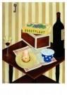 Nola Hatterman (1899-1984)  -  Stilleven - Postkaart -  A9213-1
